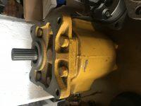 greyder dozer çıkma hidrolik pompa