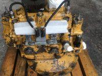 CATERPILLAR 325C 325D ekskavatör için CATERPILLAR SBS-140 hidrolik pompa