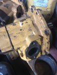greyder caterpıller 140-g şanzuman pompası