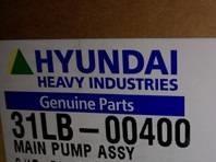 31LB-00400 Hidrolik Pompa Komple HYUNDAI HL770-7A Hydraulic Main Hidrolik Pompa