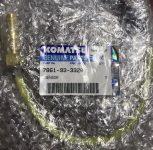 KOMATSU-YEDEK PARÇA-7861-93-3320
