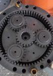 robex210lc-7-swıng-motor