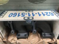 6211-11-5140 | Komatsu S6D140 Engine Exhaust Manifold | Most ..