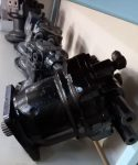 hidromek 370 hidro motor çıkma orjinal